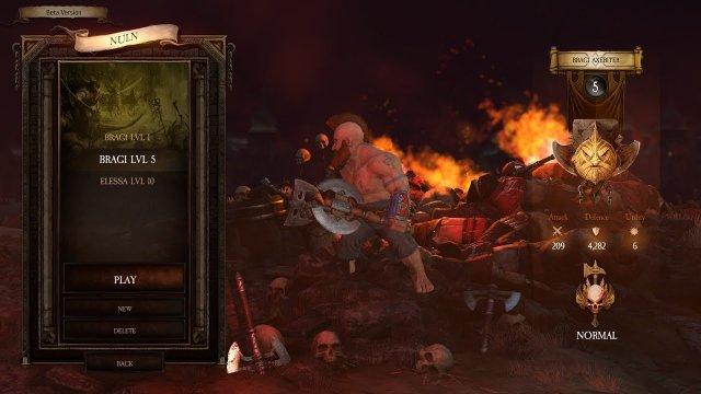 Beta 2.0 Warhammer Chaosbane, New Class, First 20 Min Gamplay Slayer