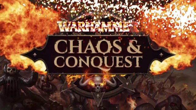 Warhammer: Chaos & Conquest - Pre-Registration Trailer