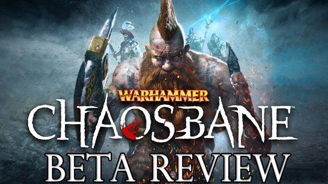 Warhammer Chaosbane Beta Review (PS4/Xbox/PC)