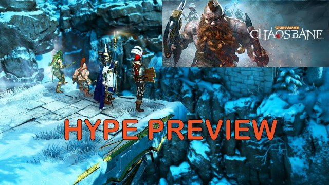 + Warhammer: Chaosbane + PREVIEW HYPE + GAMEPLAY + ALL TRAILERS +