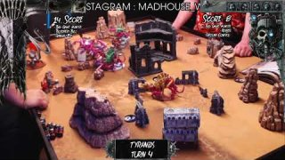 Adeptus Mechanicus Vs Tyranids - Warhammer 40k 2,000 Point ITC Test Livestream Battle Report
