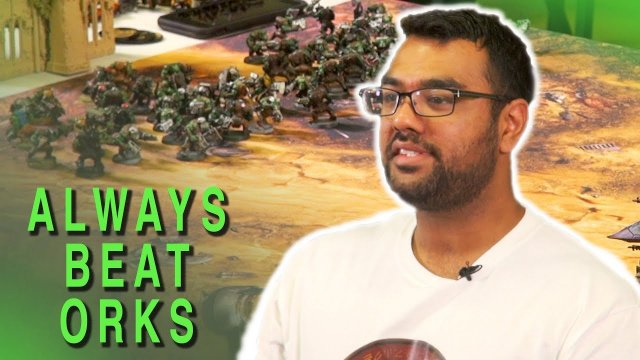 How to Beat Orks in Warhammer 40K