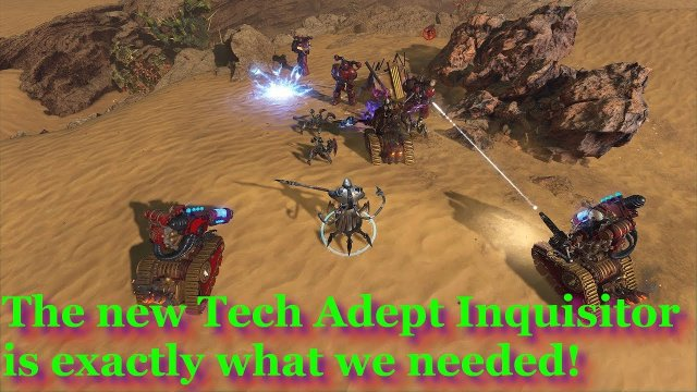 Warhammer 40,000 Inquisitor - Prophecy gameplay - standalone game - Better than Martyr so far - EP 1