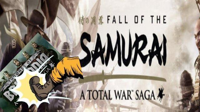 Fall of the Samurai: A TOTAL WAR SAGA???