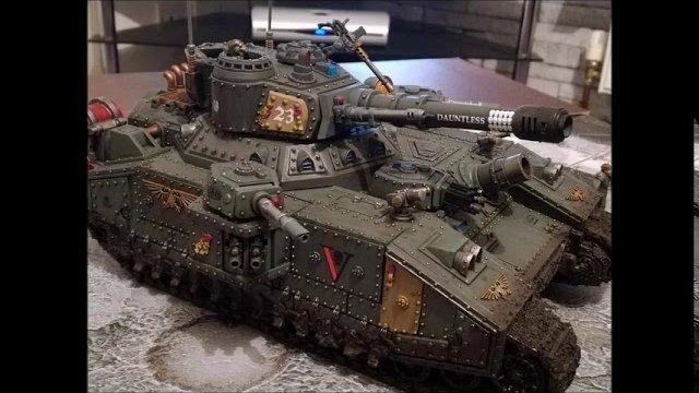 Regiment Review: Death Korp of Krieg - Warhammer 40,000