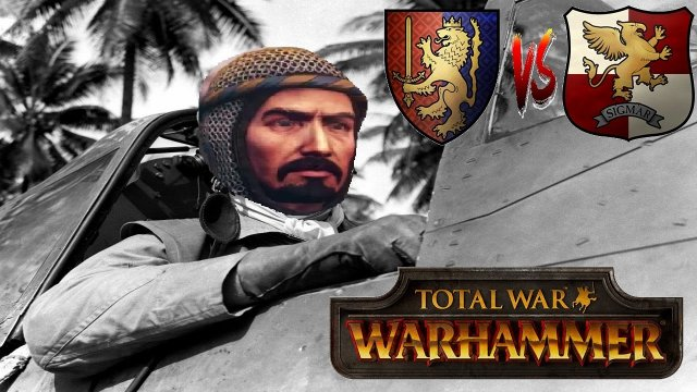 Total War Warhammer Tournament Cast #6: Empire vs Bretonnia - Total Warhammer Cup