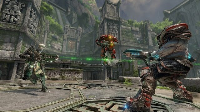 Quake Champions – Debut Gameplay Trailer