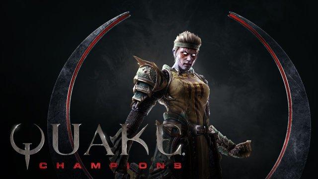 Quake Champions – Galena Champion Trailer