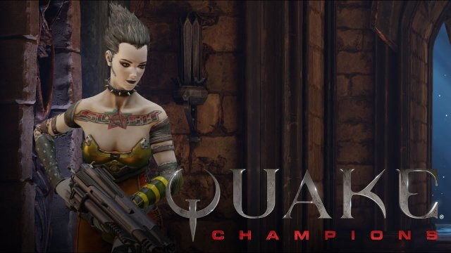Quake Champions – Slash Champion Trailer