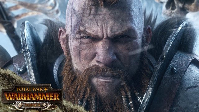 Total War: WARHAMMER - Norsca - Cinematic Trailer