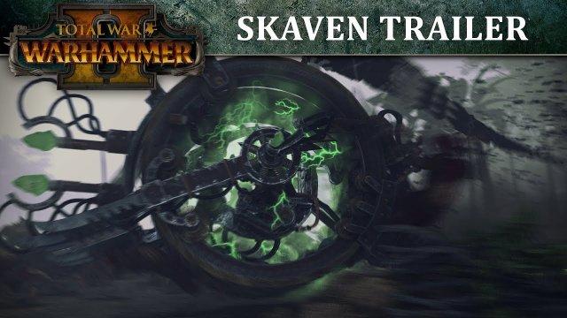 Total War: WARHAMMER 2 – Skaven In-Engine Trailer