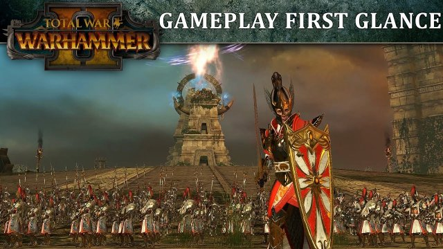 Total War: WARHAMMER 2 - Gameplay First Glance