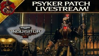 W40K Inquisitor Martyr  - Psyker Patch