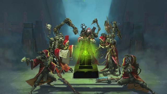 Warhammer 40,000: Mechanicus | The Revealing