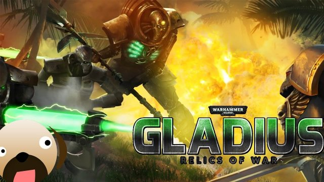 NECRON CAMPAIGN! FIRST 38 TURNS - Warhammer 40,000: Gladius - Relics of War Gameplay