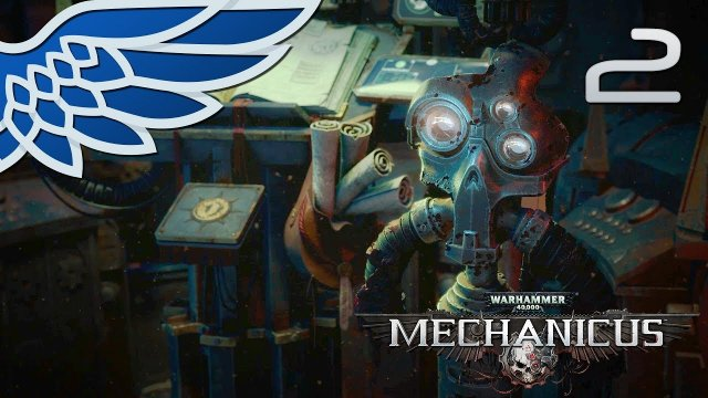 MECHANICUS | Necron Lord Part 2 - Warhammer 40k Mechanicus Pre-Alpha Gameplay