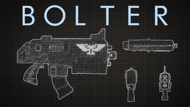 Warhammer 40,000: Bolter | Weapon Breakdown