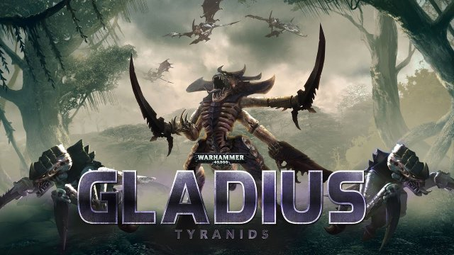 Warhammer 40,000: Gladius - NEW Race Announced!