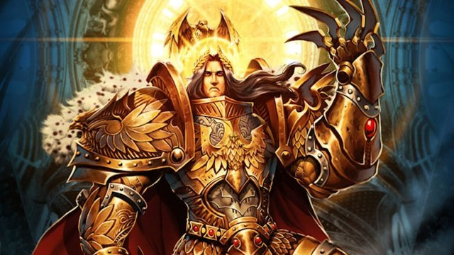 Exploring Warhammer 40k: The Emperor of Mankind