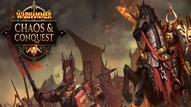 Warhammer: Chaos & Conquest Gameplay Android IOS