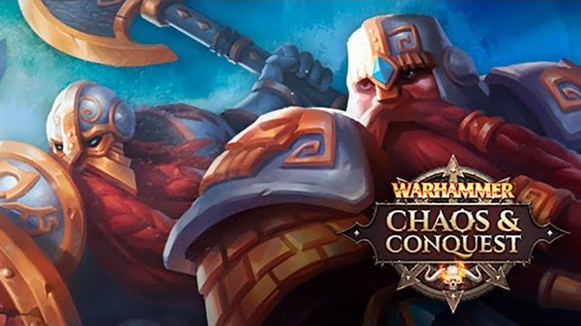 Warhammer: Chaos & Conquest - Build Your Warband GamePlay android / ios