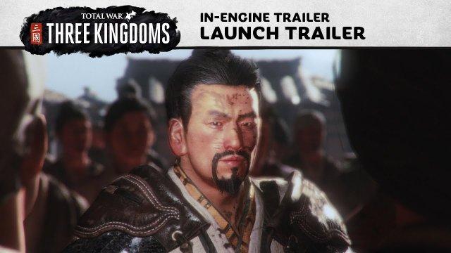 Total War: THREE KINGDOMS - Liu Bei Launch Trailer