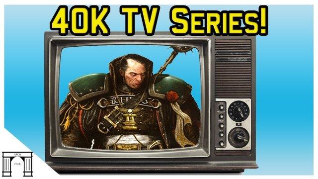 40k Eisenhorn TV Series Announced!