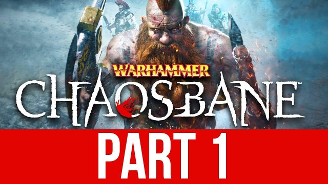 WARHAMMER CHAOSBANE Gameplay Walkthrough Part 1 - EMPIRE SOLDIER