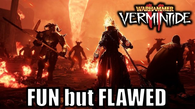 Vermintide 2 Winds of Magic DLC is Fun but Very Flawed
