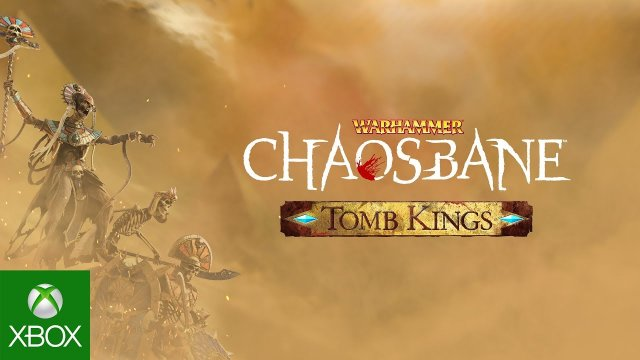 Warhammer: Chaosbane - Tomb Kings Trailer