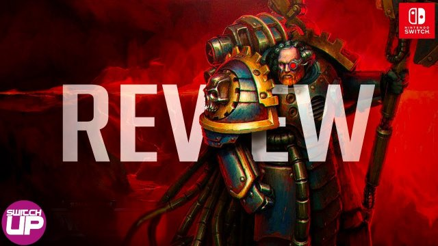 Warhammer 40,000: SPACE WOLF Switch Review - STRATEGY WIN!