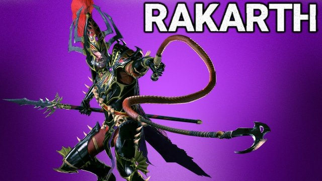 RAKARTH the BEASTLORD - NEW FLC Legendary Lord - What it Means for Next Total War Warhammer 2 DLC