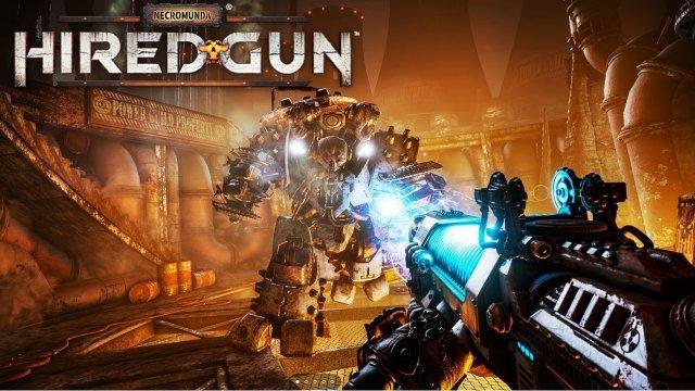 Necromunda: Hired Gun - Warhammer 40k Gets Another FPS Game!