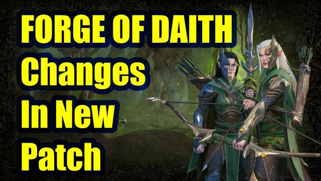 NEW Forge Of Daith In New Patch! - Total War Warhammer 2