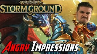 Warhammer Age of Sigmar: Storm Ground - Angry Impressions